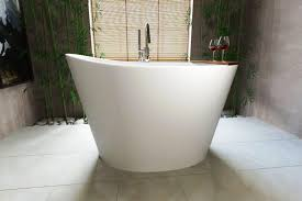 extra deep soaking tub freestanding