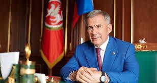 "Rustam Minnikhanov: ""<b>I will do</b> everything for my land, for the ..."