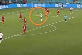 Euro 2020, England Vs Denmark ...
