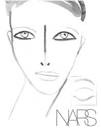 Nars Trend Report Helmut Lang Spring 2013 Blushing Noir