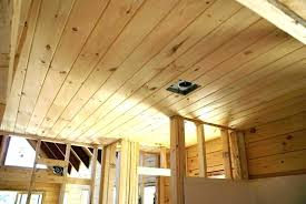clear cedar tongue and ove siding wood ceiling planks how to install groove paneling menards