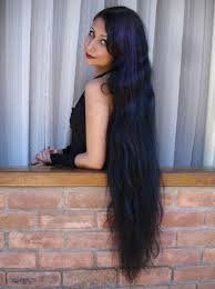 Women with very long hair tgp