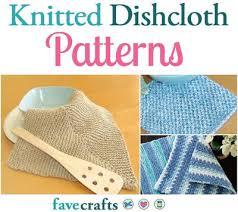 Easy Knit Dishcloth Pattern Fascinating 48 Knitted Dishcloth Patterns Easy Knitting Patterns For The