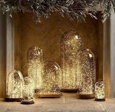 Use amber lights and copper wire.