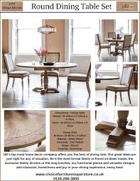 uk s top most home decor pany offers you the best of dining sets design of
