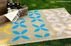 diy outdoor rug diy plastic outdoor rug diy outdoor rug from tablecloth diy outdoor rug