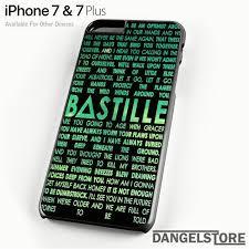 bastille s iphone case iphone 7 case iphone 7 plus case dangel