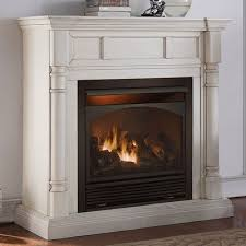 Vail VentFree Natural Gas Fireplace  24Ventless Natural Gas Fireplace