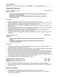 Bank Head Teller Resume Sample Templates Resume Examples