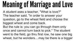 The True Meaning Of Marriage And Love Awesome What Meaning Of Love