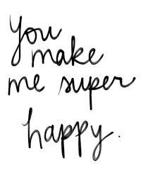 You Make Me Happy Quotes Interesting Happy Quotes DIY Projects Craft Ideas How To's For Home Decor With