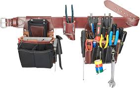 occidental leather 5590 lg commercial electrician s set tool belts com