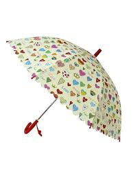 20% <b>Mary Poppins Зонт</b> детский Сердечки, 48 см, полуавтомат