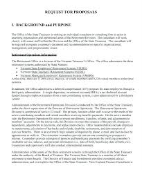 Consulting Proposal Template It Consulting Proposal Template