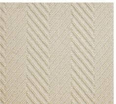 fibreworks custom textured chevron wool rug swatch