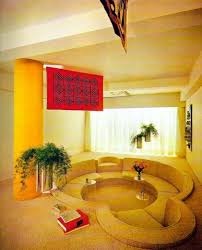 seventies furniture. the infamous conversation pit aka convopit if thereu0027s one thing iu0027d like to resurrect from seventies itu0027s this furniture p