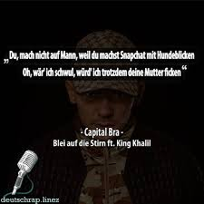 Sprüche Rap Capital