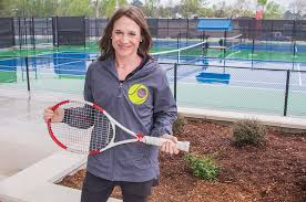 Tennis-association president loves new Conway complex