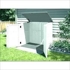 storage shed outdoor garden sheds medium size of horizontal lifetime resin stor