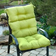 lounge chair pads outdoor inspiring outdoor high back chair cushions outdoor chair cushions on best outdoor