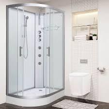 vidalux pure 1200mm x 800mm white right offset quadrant hydro shower cubicle 69211 p jpg