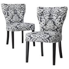 marlowe tufted dining chair slate fl set of 2 dining room chairs end caps