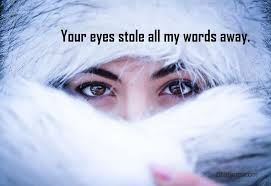 Girls Beautiful Eyes Quotes