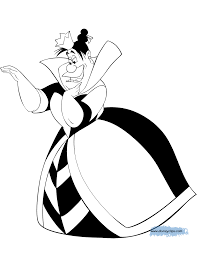 Small Picture Alice In Wonderland Coloring Pages 2 Disney Coloring Book Coloring