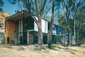 two parts of a whole the legacy of charles and ray eames  a now legendary structure known in the architecture world as case study no 8 the eames house completed in 1949 is a geometrical marvel of steel and