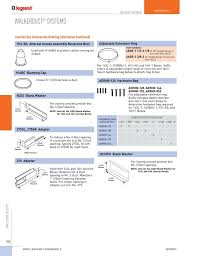 Wiremold Size Chart Wire Cable Management Catalog 2018 2019