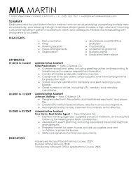 Job Description Medical Administrative Assistant