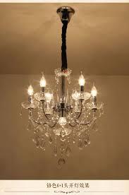 modern crystal hotel decor chandelier light luxury retro european style glass crystal home decor chandeliers made in china whole chandeliers led