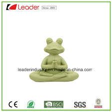 china new design polyreisn yoga frog