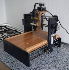 picture of diy cnc for less of 160 with arduino