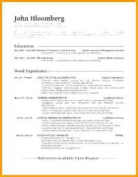 Classic Resume Templates Delectable Classic Resume Template Plain Simple Basic Giveaway 48 Download