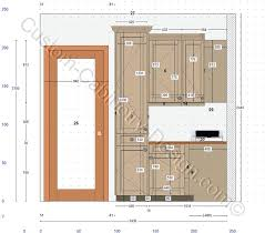 home office plan. modren plan home office wall 1 elevation and cabinetu0027s openings in millimeters with office plan
