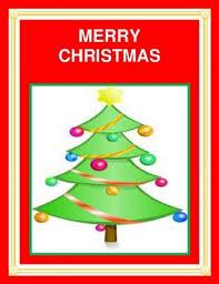 Merry Christmas Banner Print