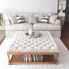 coffee table amazing cloth ottoman coffee table storage ottoman