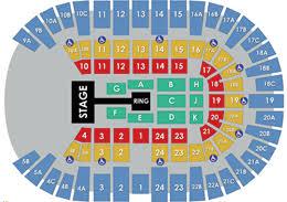 Sports Arena Seating Chart 39 Veracious Pechanga Arena Seating