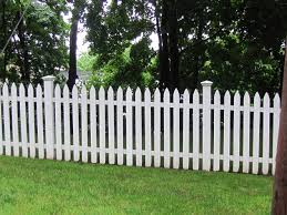 White fence Tom Sawyer 12 Photos Gallery Of White Picket Fence Residential Style Fence And Gate Ideas White Picket Fence Residential Style Fence And Gate Ideas