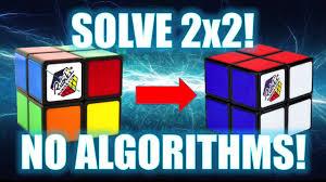 Pattern To Solve Rubik's Cube Amazing Inspiration Design