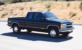 Truck chevy 2007 truck : Pick 'Em Up: The 51 Coolest Trucks of All Time | Flipbook | Car ...