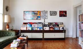 large vinyl collection storage