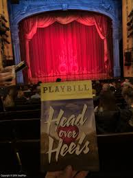 Hudson Theatre Seating Chart View From Seat New York