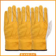 Брендовые сварочные <b>перчатки</b> QIANGLEAF, износостойкие ...