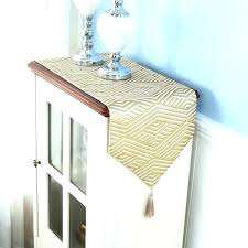 wonderful luxury table mats side table mats nightstand runner agreeable high quality luxury table mats