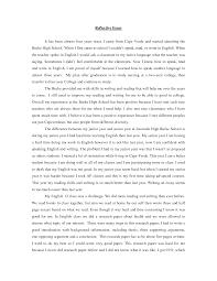 Essay Format Personal Reflection Le Reflective Les Pdf