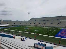 Photos At David Booth Kansas Memorial Stadium
