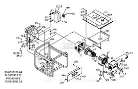 Leaf blower parts diagram luxury powermate formerly coleman pm 02 parts diagram for generator