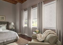 patterned roller shades peoria